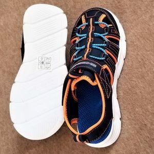 Skechers Shoes - Sketchers C-Flex Isoblast Sport Boys 3 Sandal NWT